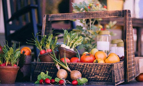 The Kensington Farmers Market runs June through October every Saturday from 9 a.m. - 3 p.m. Click to Learn More