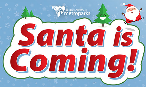 Click to learn more about upcoming holiday events and programs in the Metroparks!