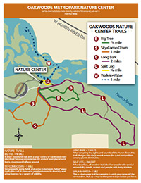 Oakwoods Nature Trails