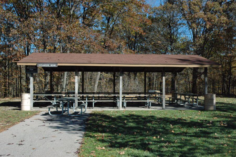LH Sycamore Bend Shelter