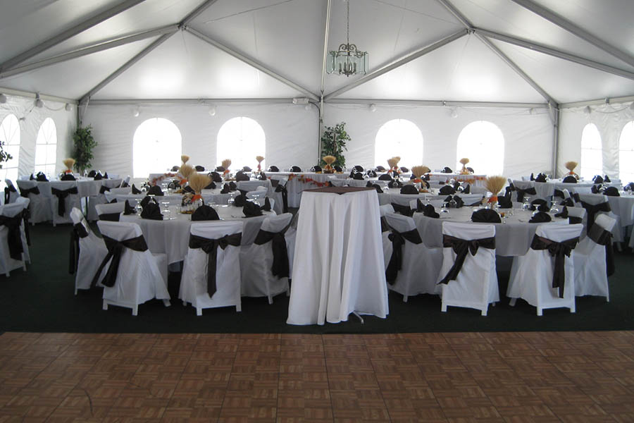 Sunset Terrace Banquet Tent