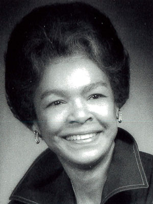 Jeanette S. WeissGovernor Appointee1977-1997