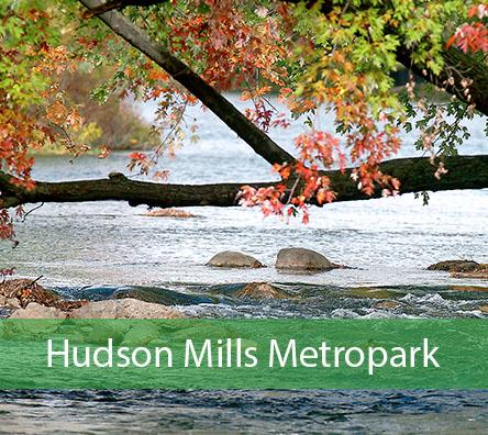 Hudson Mills Metropark