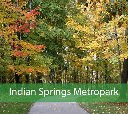 Indian Springs Metropark