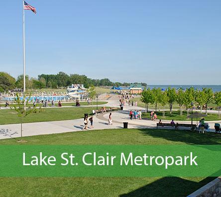 Lake St.Clair Metropark