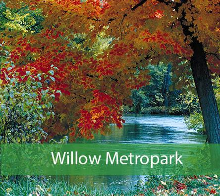 Willow Metropark