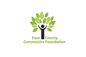 Foundation 0001 Four County Community Foundation Logo
