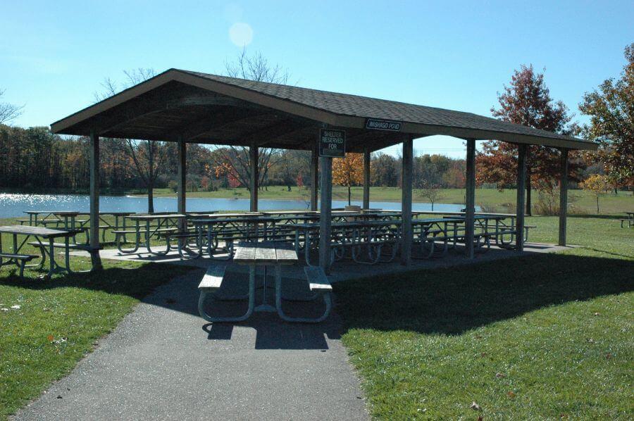 WILLOW Washago Pond Shelter