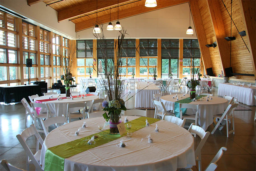 Includes Event Room Reservation Fee White Chairs And The Daily Entrance Into Park Day Of Only