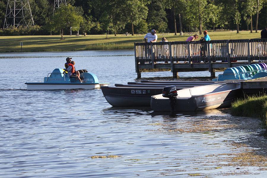 Willow Boat RentalNew Boston, MI