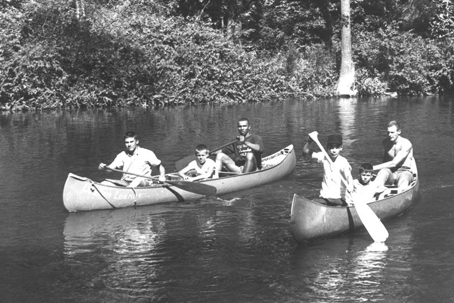 Canoe-old