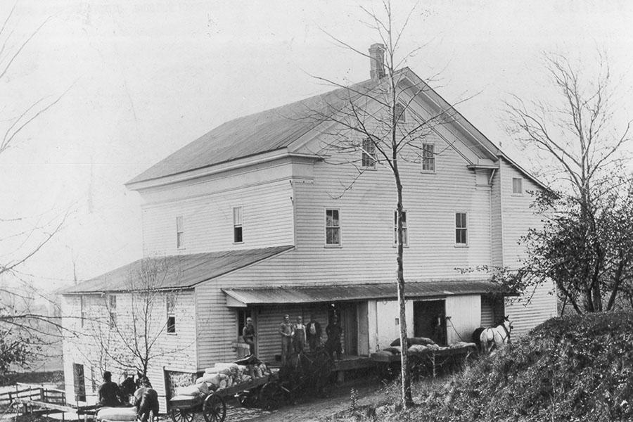 Wolcott-Mill