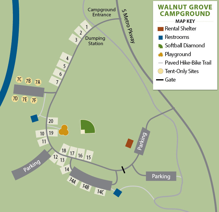 Kensington Metropark Map Park Maps   Huron Clinton Metroparks