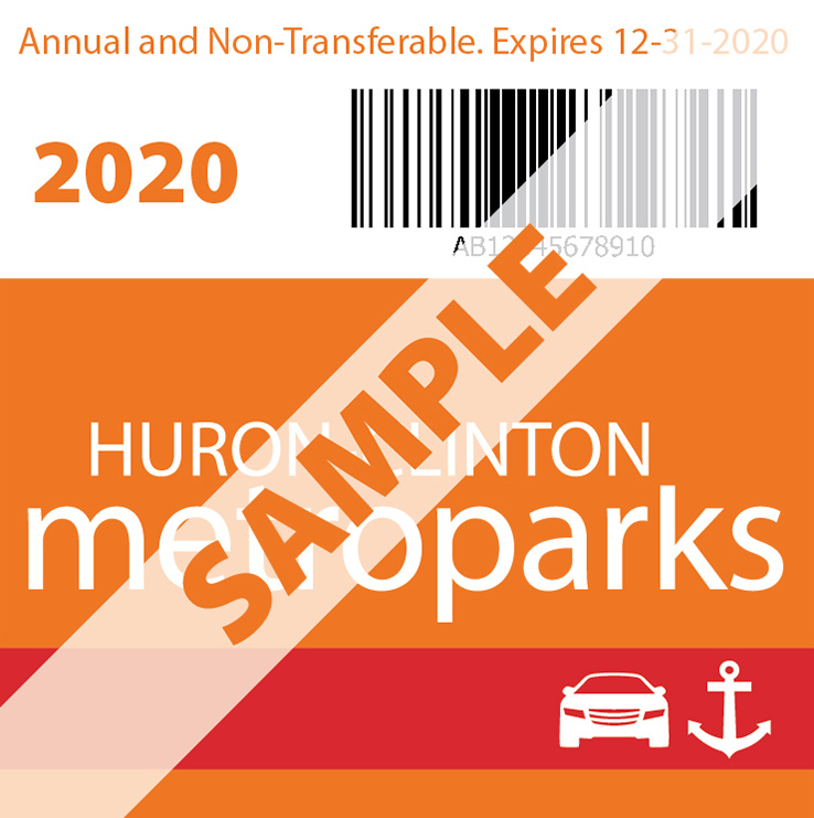 Annual Vehicle/Boat Pass