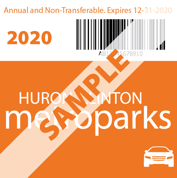 Annual Vehicle Pass
