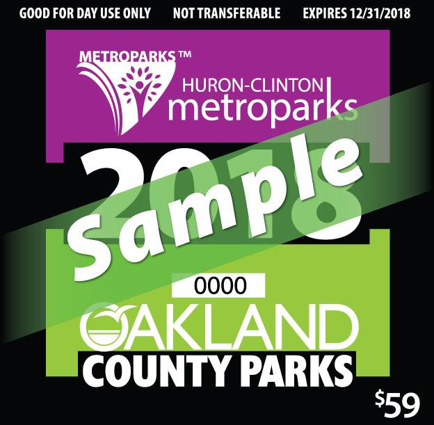 Metropark/Oakland County Permit