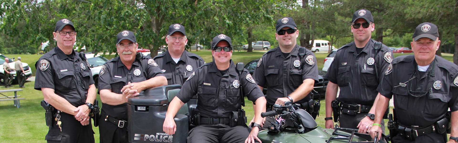 ... Candidates Will Be Hired As Seasonal Employees And Will Be A Certified  Police Officer Or Certifiable Police Academy Graduate In The State Of  Michigan.