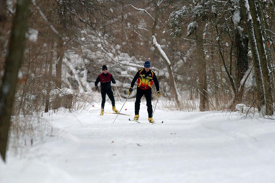 Huron Meadows XC SkiingBrighton, MI