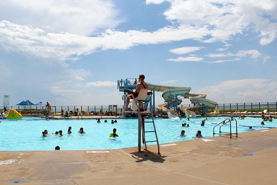 Lake St. Clair Spray Pad & Swimming PoolHarrison Township, MI