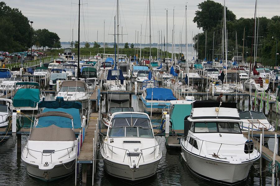 Lake Erie MarinaNew Boston, MI