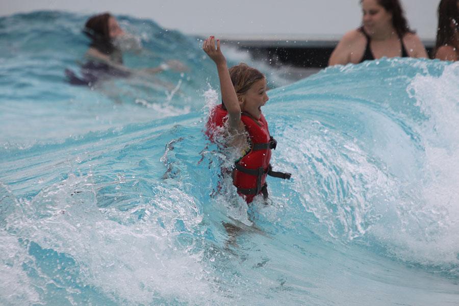 Lake Erie Great Wave PoolNew Boston, MI