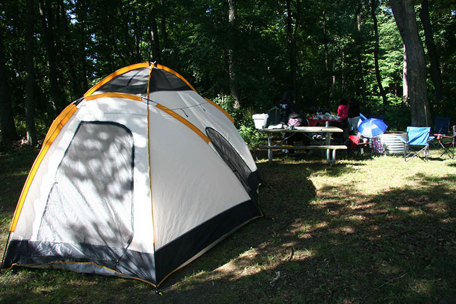 Group/Scout Camping