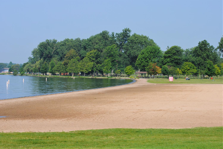 2019 Lake St. Clair Metropark Beach