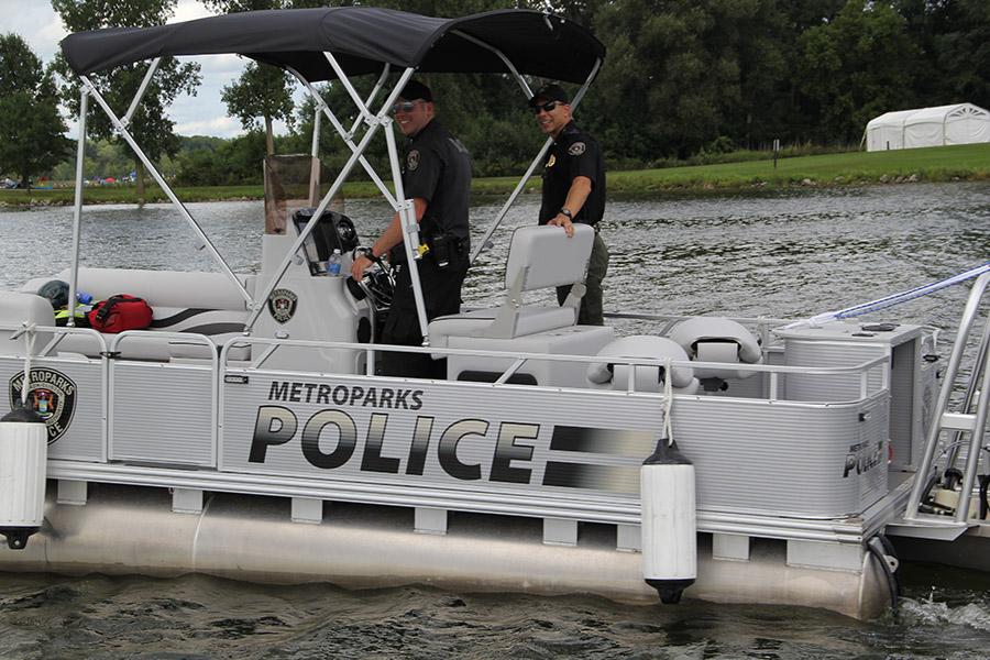 Police Department - Huron-Clinton Metroparks